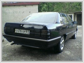 Продаю Audi 200 2.2 Turbo quattro