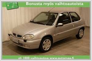 Авто Citroen Saxo 1.6 118 Hp