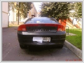 Продажа Dodge Intrepid 3.3