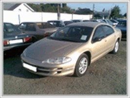 Продаю Dodge Intrepid 3.5 ES