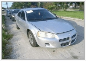 Авто Dodge Stratus Coupe 2.4 149 Hp
