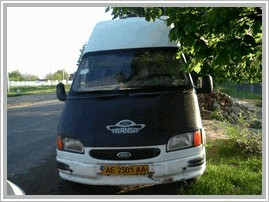 Авто Ford Econoline 4.6 i XL 218 Hp
