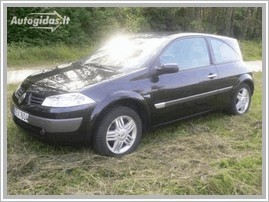 Продаю авто Renault Megane Estate 2.0 AT