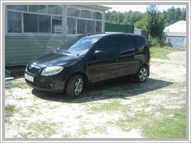 Авто Skoda Roomster Scout 1.6 AT