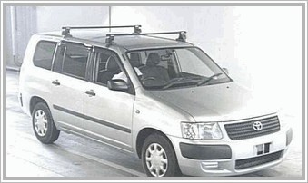 Автомобиль Toyota Succeed 1.5
