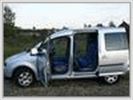 Продаю авто Volkswagen Caddy Kombi 2.0