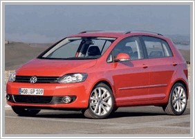 Автомобиль Volkswagen Golf Plus 1.9 AT