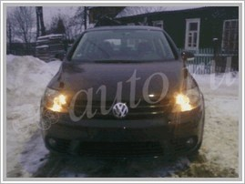 Автомобиль Volkswagen Golf Plus 1.4 MT