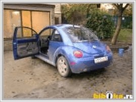 Продаю Volkswagen New Beetle 1.8 4AT